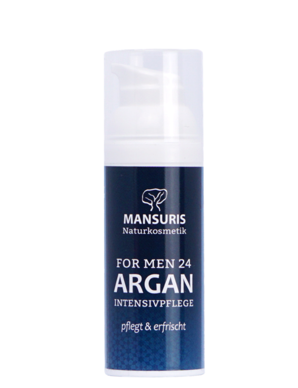 Argan Men 24 Intensivpflege